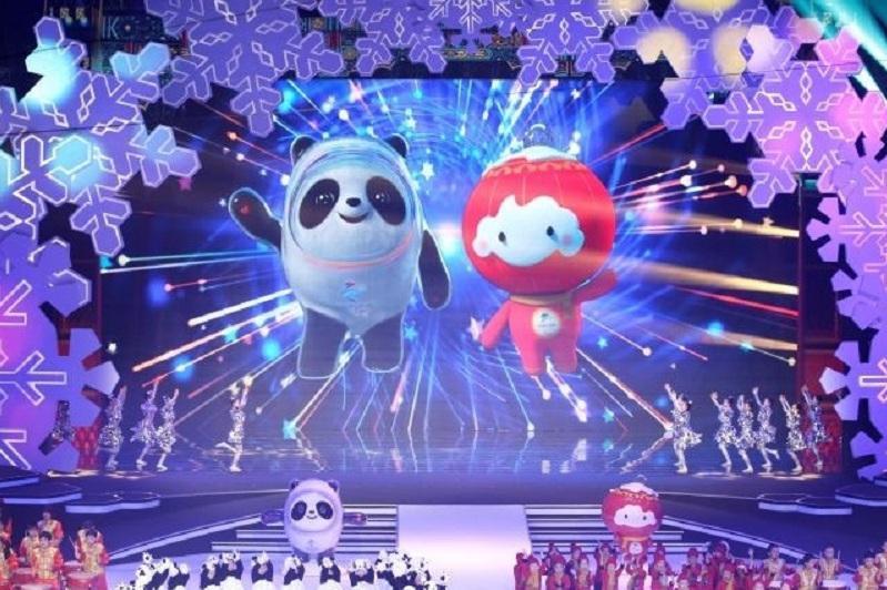 Представлен талисман Олимпийских игр в Пекине