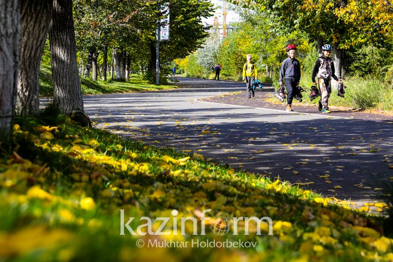 Kazakhstanis to enjoy summer-like warm weather in 3 days coming