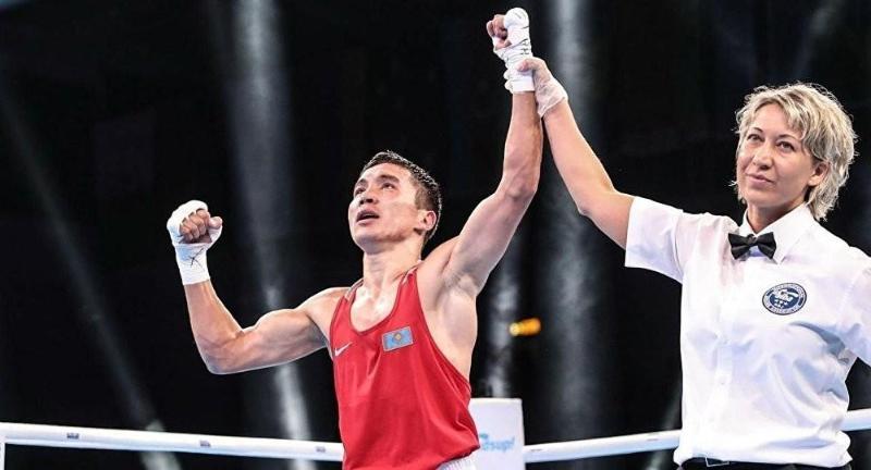拳击世锦赛:7名哈萨克斯坦选手晋级8强