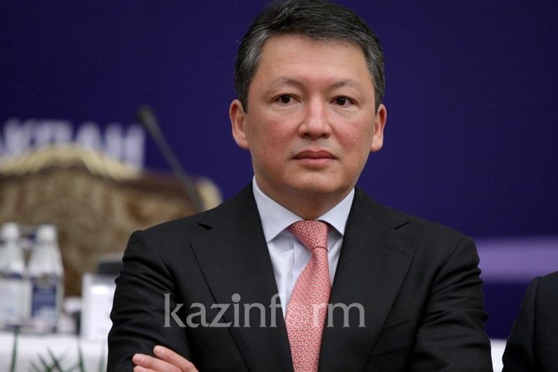 Тимура Кулибаева вновь выдвинули на пост президента Национального олимпийского комитета РК