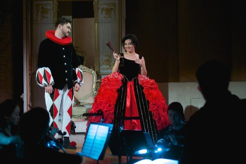 Astana Opera tours to St. Petersburg