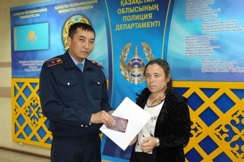 ShQO-da 500 oralman Qazaqstan azamattyǵyn aldy