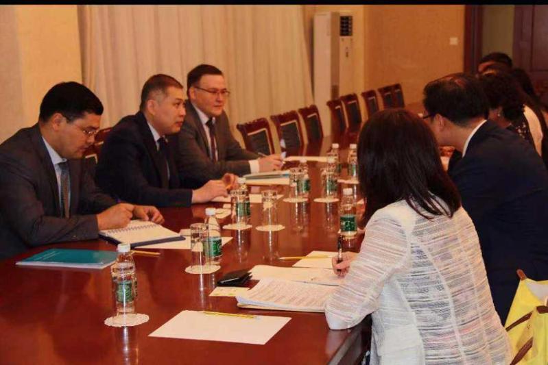 第七届«中国—中亚» 合作论坛将在中国南宁市举行