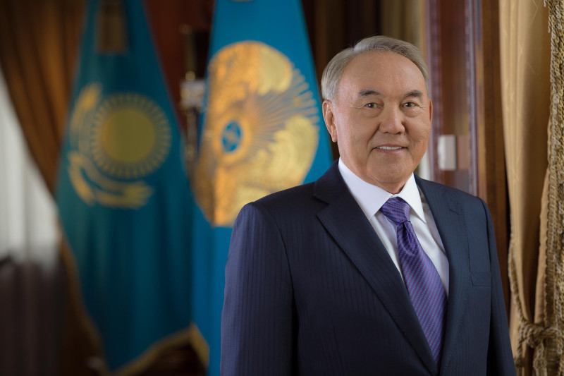 Nursultan Nazarbayev awarded Nevada-Semey Movement's 30th anniversary medal