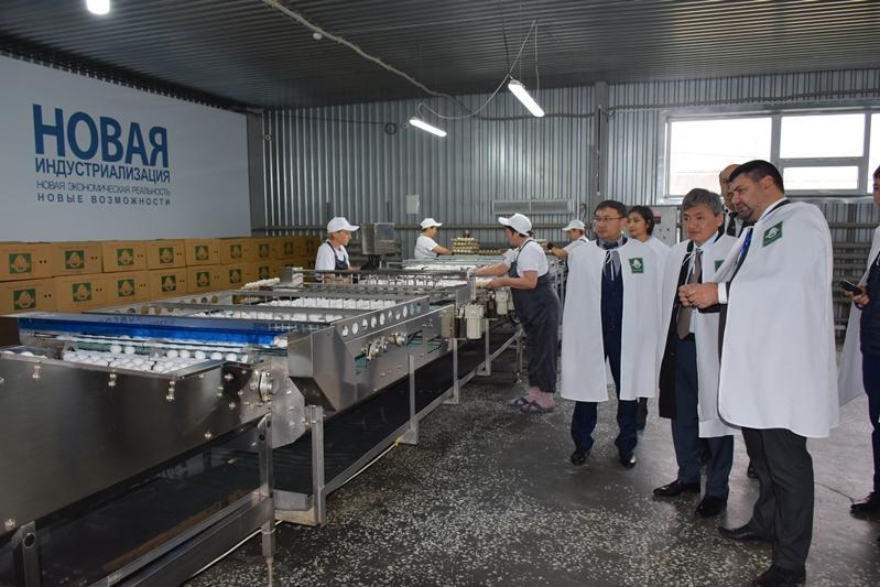 Ход реализации госпрограмм в Рудном проинспектировали представители партии «Nur Otan»