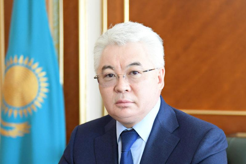 Atamkulov appointed Kazakh Industry Minister