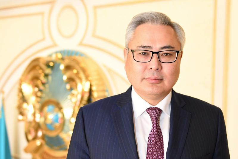 Galymzhan Koishybayev to head Prime Minister's Office