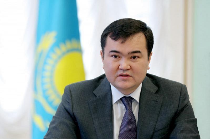 На пост акима Карагандинской области рекомендован Женис Касымбек