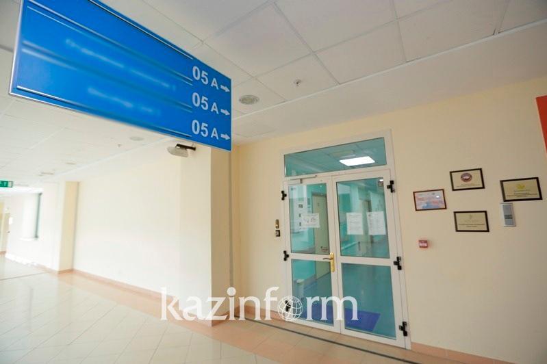 Количество участков увеличилось в поликлиниках Павлодарской области