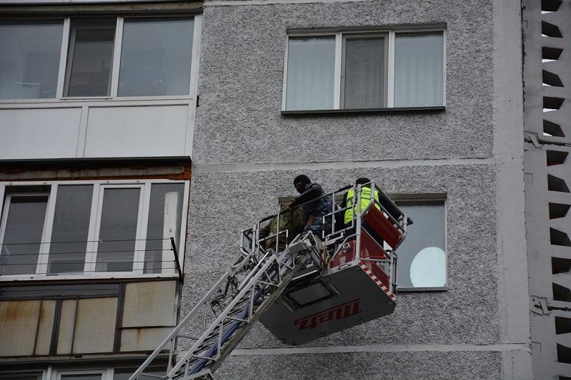 Конфликт из-за намордника питбуля перешел в вызов спецназа в Петропавловске