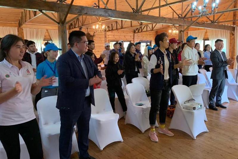 Астаналық студент донорларды ынталандыратын қосымша жасады