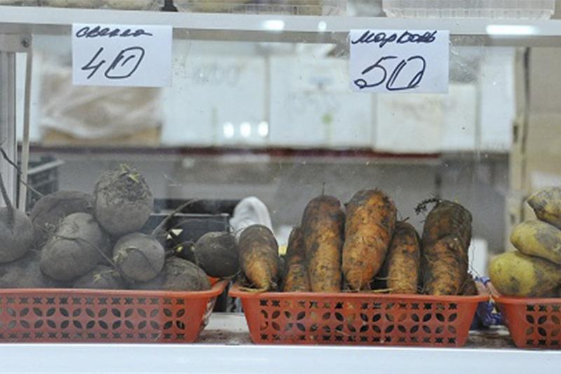 Павлодарда азық-түлік бағасы арзандады
