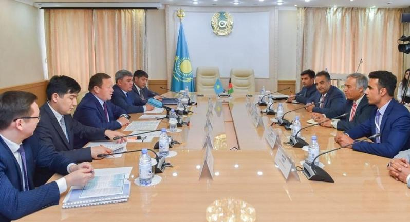 Afghanistan, N Kazakhstan eager to increase trade turnover