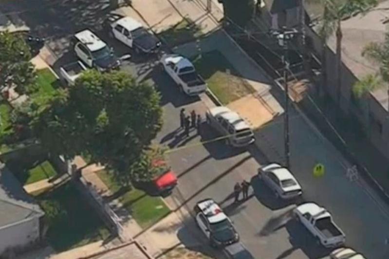 Двое человек убиты в ходе стрельбы в пригороде Лос-Анджелеса