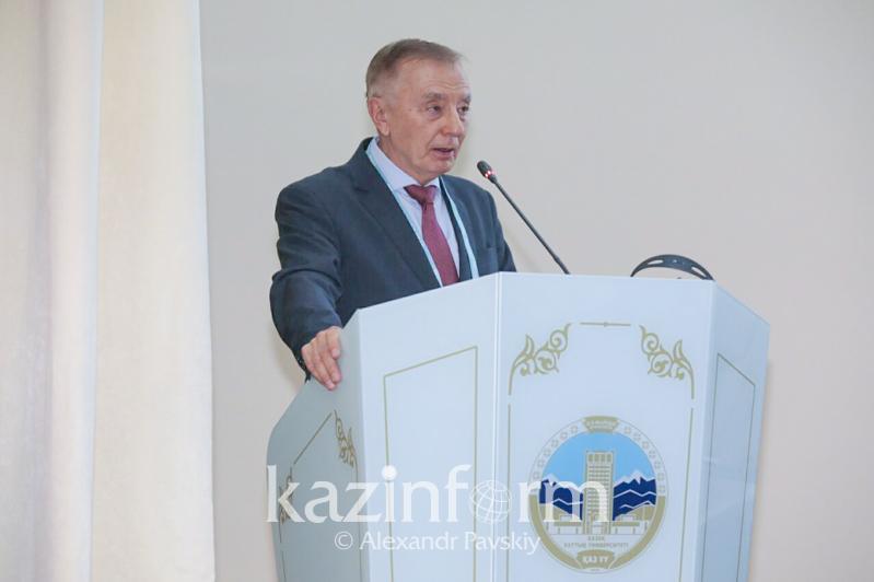 Фонд Первого Президента РК - Елбасы запустит спецпроекты для поддержки молодых талантов - Игорь Рогов