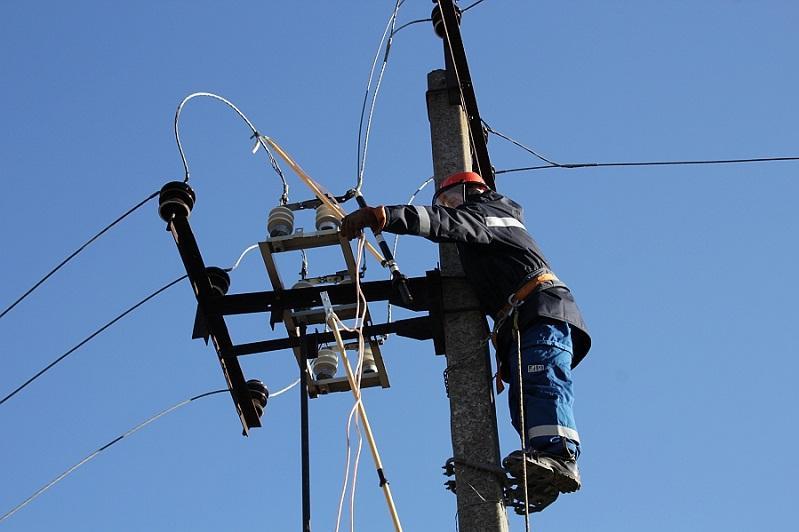21 км линий электропередач отремонтировано в Казахстане