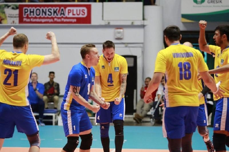 Asian Volleyball Championship 2019: Kazakhstani team defeats rivals from Qatar
