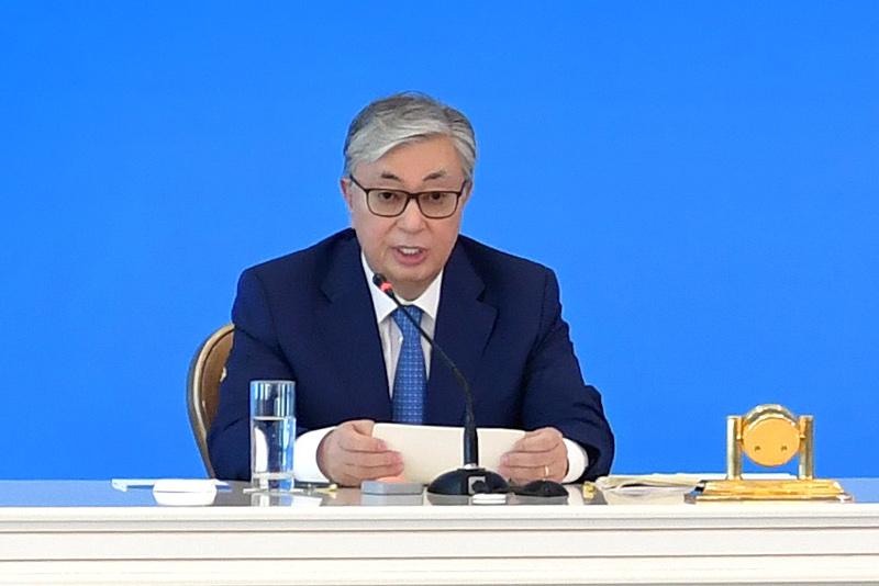 Toqaev: «Oralman» sózinen bas tartyp, «qandas» degenimiz jón bolady