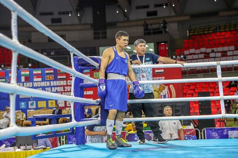 拳击世锦赛:6名哈萨克斯坦拳手晋级半决赛