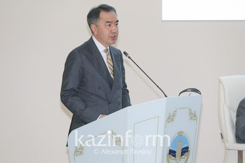 Бакытжан Сагинтаев рассказал о стратегических ориентирах развития Алматы