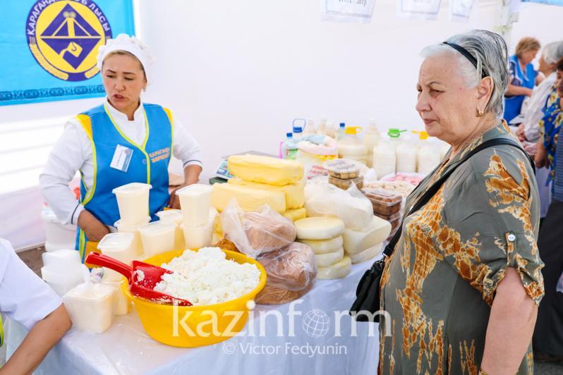 Нур-Султан только на 25% покрывает потребность жителей в сыре и твороге