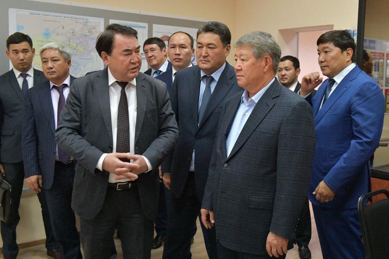 Ахметжан Есимов дал ряд поручений руководству АО «Самрук-Энерго»