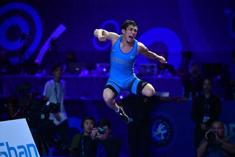 Дәулет Ниязбеков әлем чемпионатының алтын медаліне таласады
