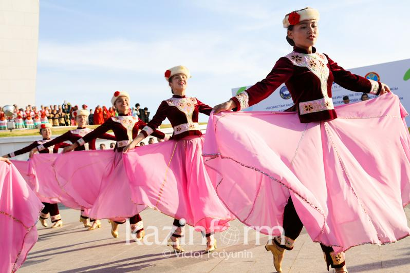 Қызылордада түркі халықтарының «Қорқыт және Ұлы дала сазы» фестивалі басталды