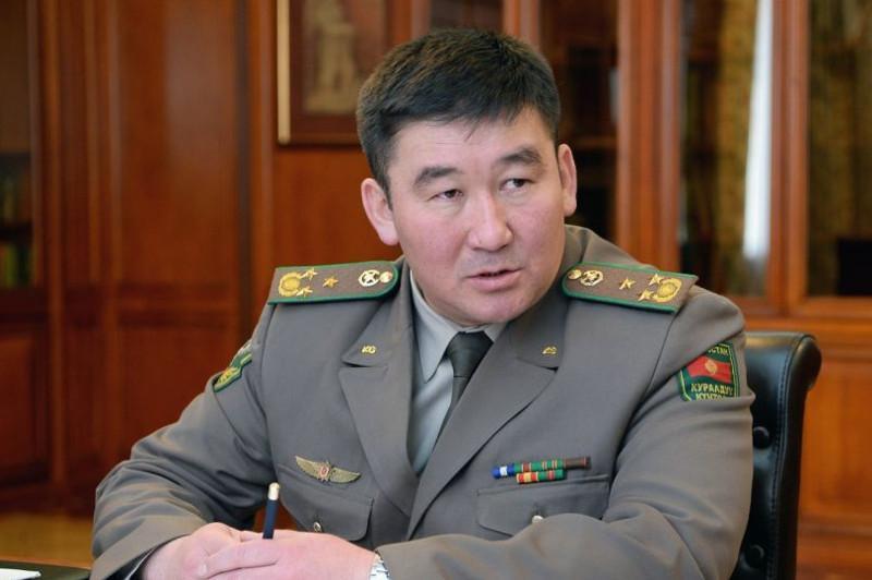 吉尔吉斯斯坦边防局局长通报吉塔边境冲突原因