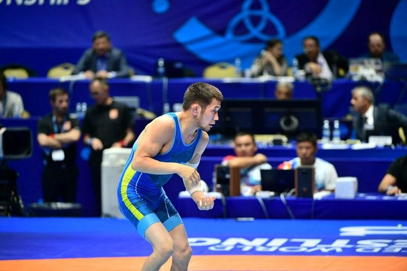 Two Kazakh free style wrestlers earn 2020 Olympic Games quotas