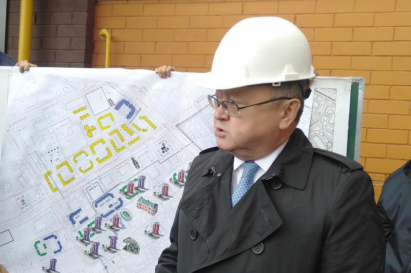 Применять новые технологии в строительстве жилья в Актобе призвал Ондасын Уразалин