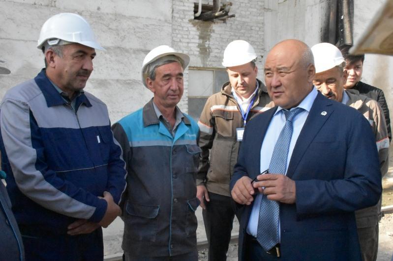 Умирзак Шукеев поставил ряд задач в ходе рабочей поездки в Тюлькубасский район