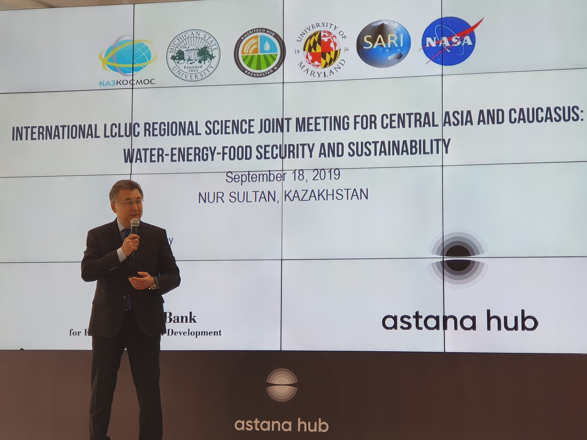 NASA information center likely to be opened in Kazakhstan