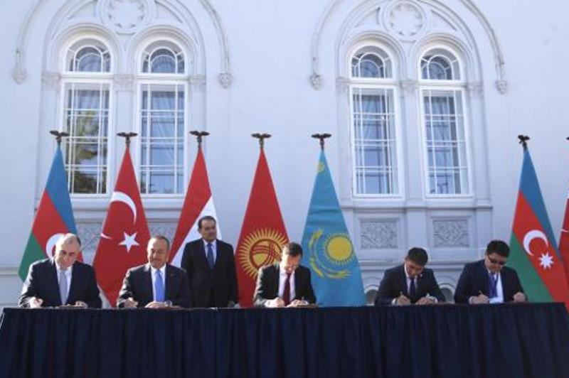 Turkic Council Office opened in Budapest