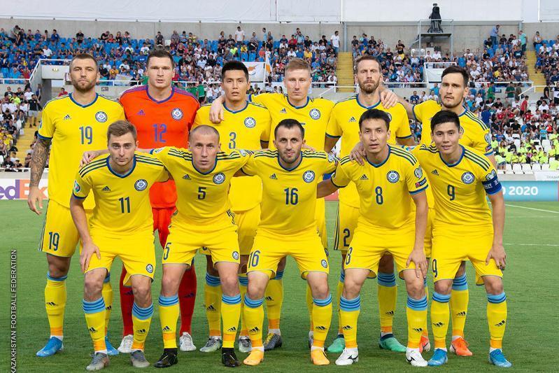 国际足联最新排名:哈萨克斯坦位居第116位