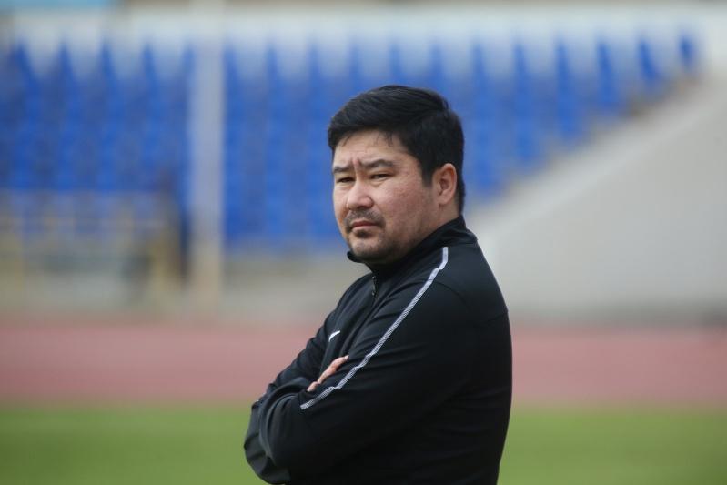 В ФК «Атырау» сменился главный тренер