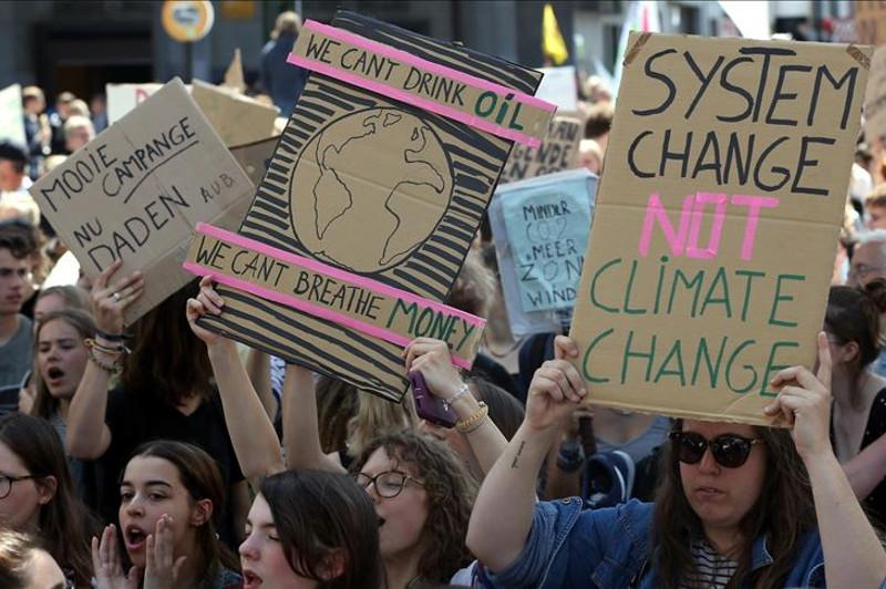 Global protests to sound alarm on climate crisis
