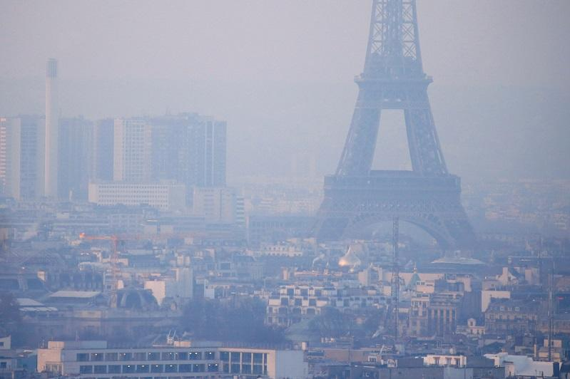Babies in womb suffering effects of air pollution