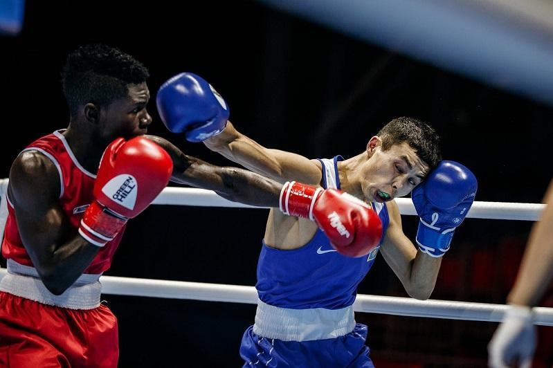 Сәкен Бибосынов бокстан әлем чемпионатының қола жүлдегері атанды