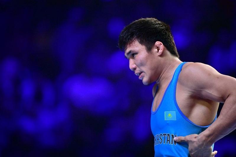 Күрес түрлерінен ӘЧ: Нұрғожа Қайпанов финалға шықты