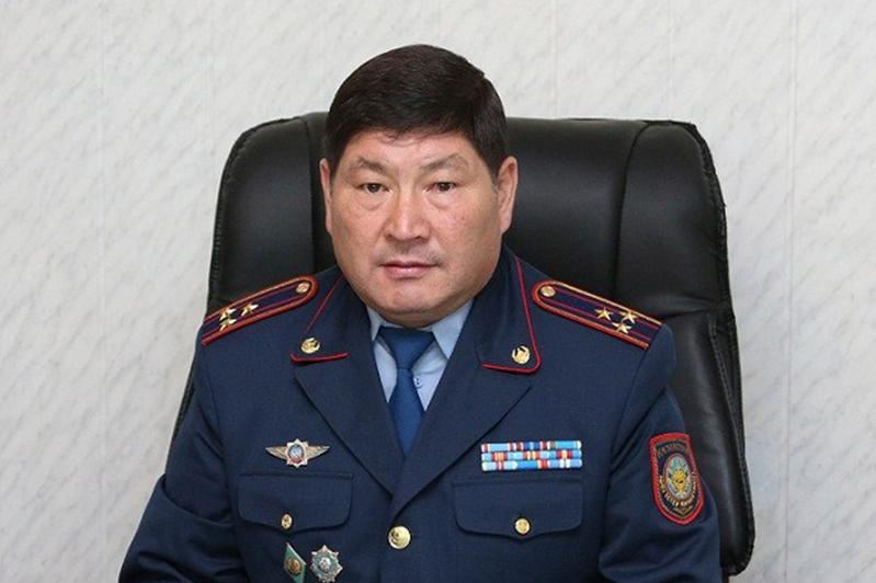 Almaty oblystyq jergilikti polıtsııa qyzmetiniń bastyǵy jumystan shyǵaryldy