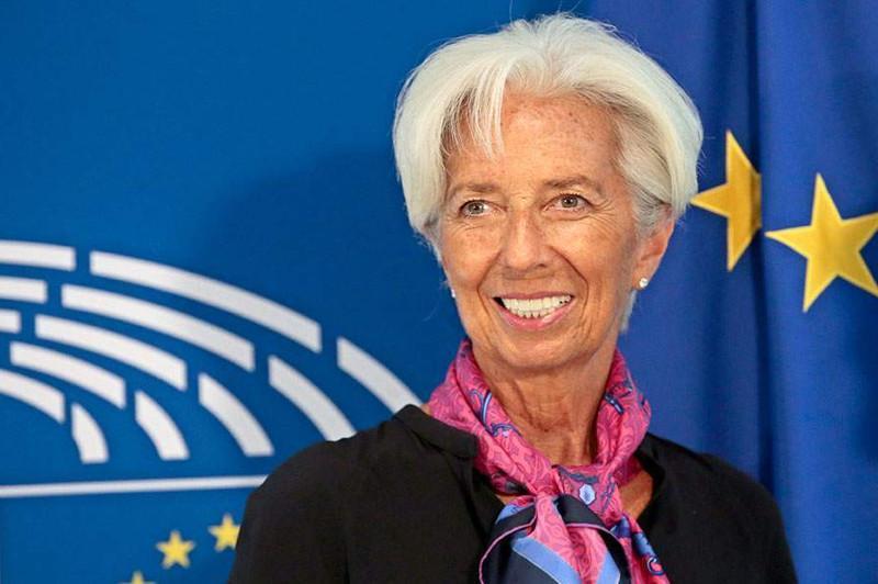 欧洲议会表决通过欧央行行长提名 拉加德10月上任