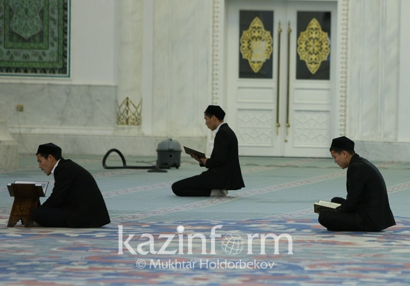 Almatyda ımamdar biliktiligi boıynsha baq synady