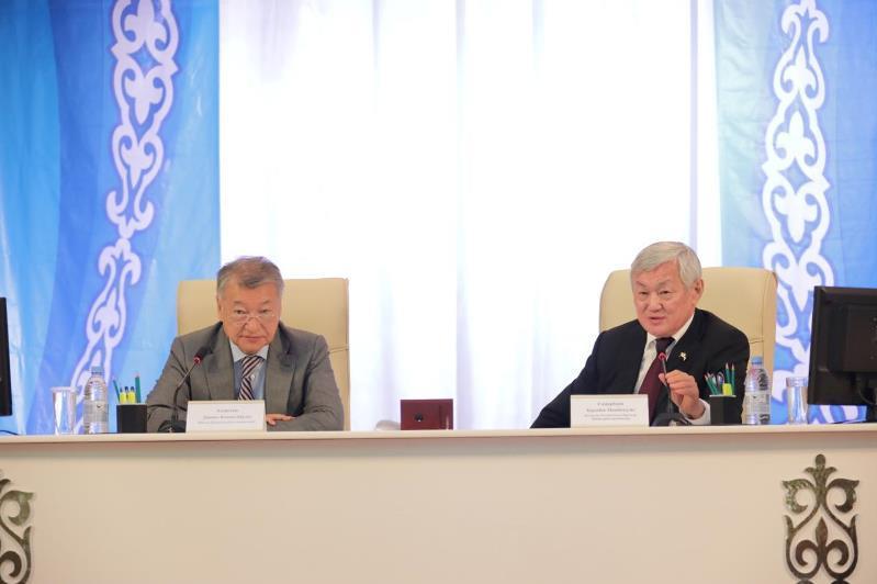 Бердибек Сапарбаев: То, что делается в Восточном Казахстане, не делается нигде