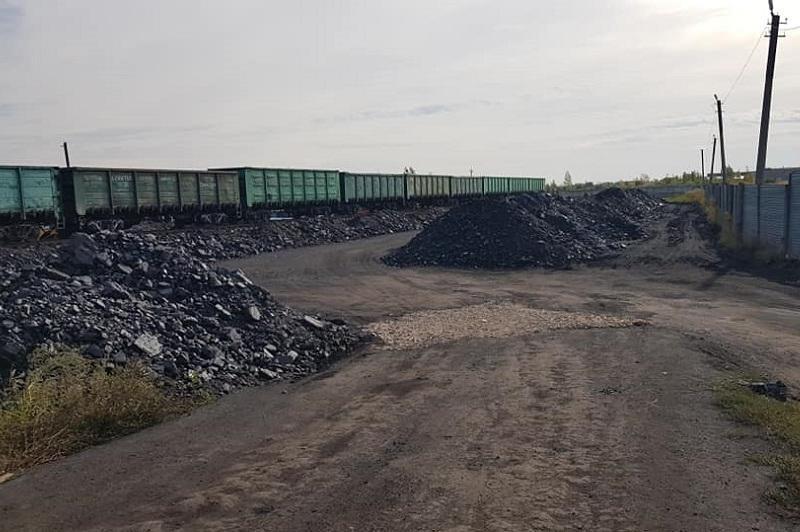 Запастись заранее углем призывают чиновники жителей СКО