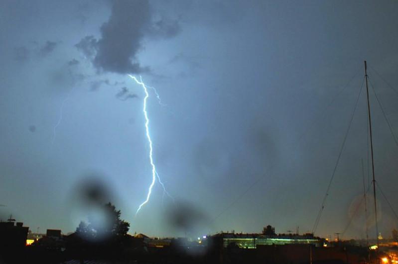 Storm alert announced in Kazakhstan