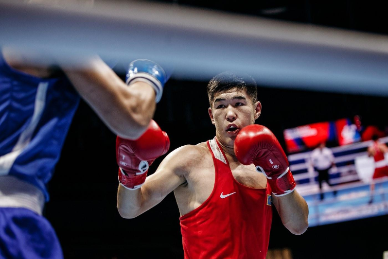 Казахстан занял третье место на ЧМ по боксу