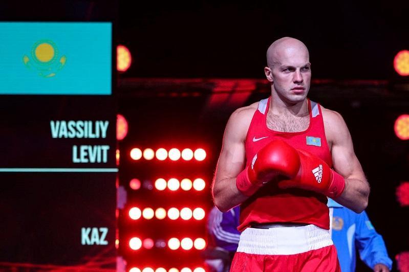 Казахстанская федерация бокса требует у AIBA объяснений по итогам боя Василия Левита