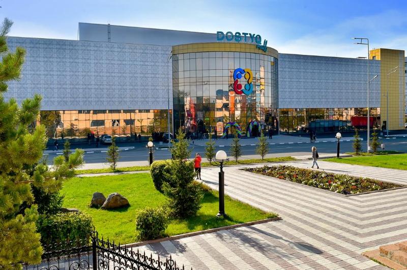 На месте долгостроя открыли ТРЦ в Петропавловске