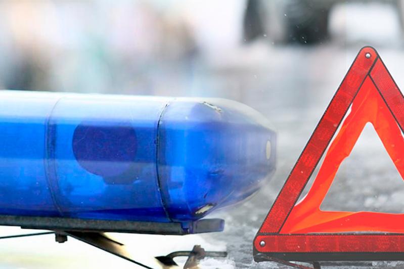 ДТП с участием полицейского произошло в Костанае